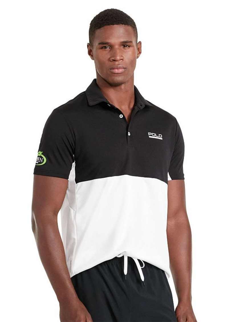 Ralph Lauren US Open Paneled Polo Shirt