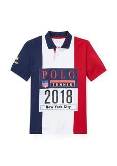 Ralph Lauren US Open Piqué Polo Shirt