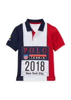 Ralph Lauren US Open Piqué Polo Shirt