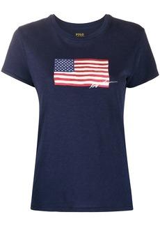 Ralph Lauren USA flag T-shirt