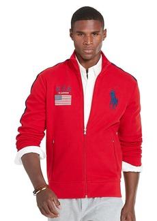 Ralph Lauren USA Fleece Track Jacket