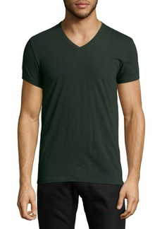 Ralph Lauren V-Neck Cotton Tee