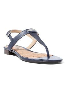 Ralph Lauren Valla Vachetta Leather Sandal