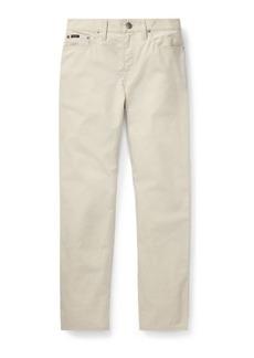 Ralph Lauren Varick Slim Fit Cotton Pant