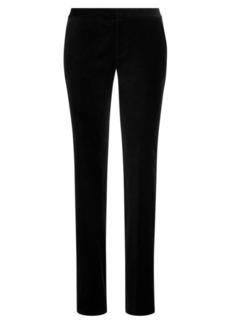 Ralph Lauren Velvet Straight Pant