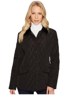 Ralph Lauren Velvet Trim Heritage Blazer Quilt