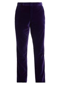 Ralph Lauren Velvet Trousers