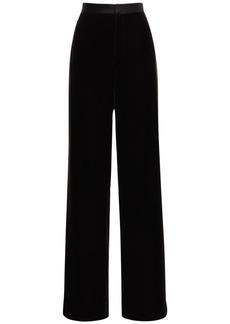 Ralph Lauren Velvet Wide Leg Pants