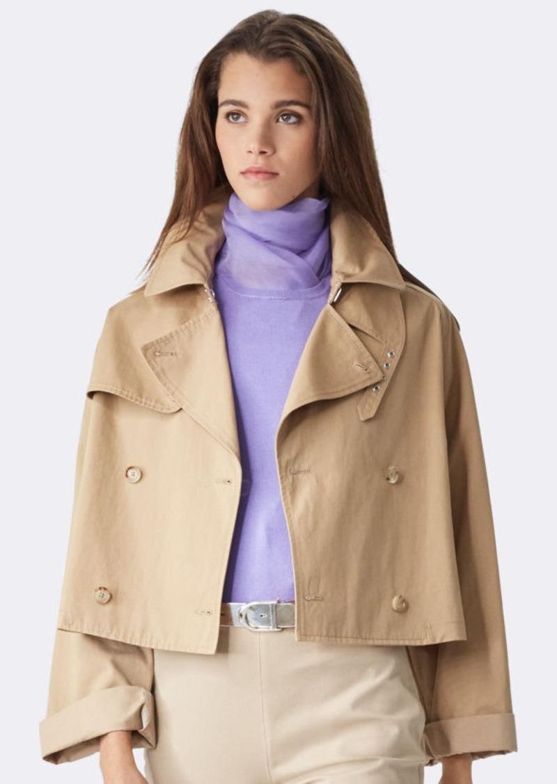 Ralph Lauren Veronica Trench Jacket