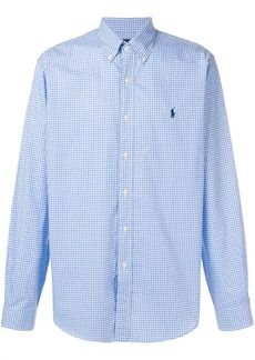 Ralph Lauren vichy button shirt