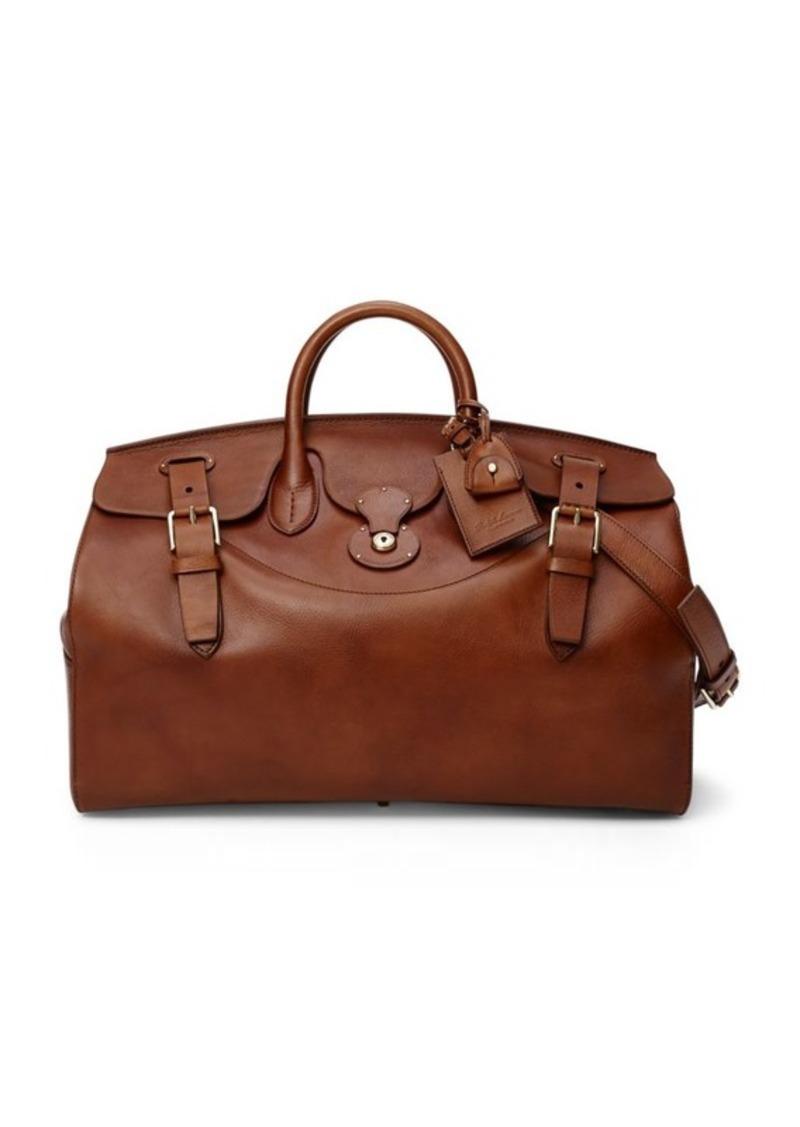 Ralph Lauren Vintage Vachetta Cooper 50 Bag