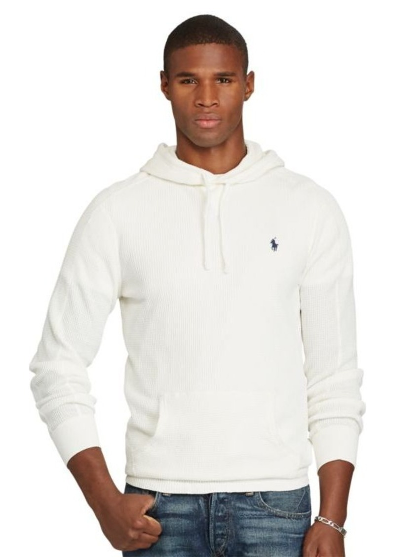 3f0d4fe4e On Sale today! Ralph Lauren Waffle-Knit Cotton Hoodie