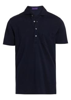 Ralph Lauren Washed Non-Logo Short-Sleeve Polo