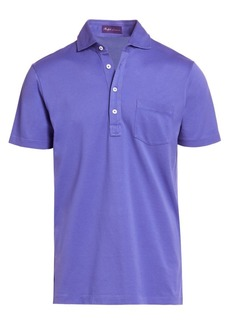 Ralph Lauren Washed Non-Logo Short-Sleeve Polo