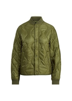 Ralph Lauren Water-Repellent Bomber Jacket