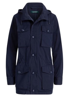Ralph Lauren Water-Repellent Taffeta Jacket