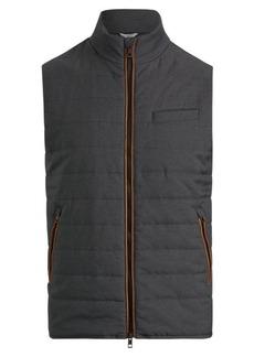 Ralph Lauren Water-Repellent Twill Vest