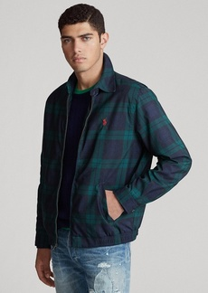 Ralph Lauren Water-Repellent Windbreaker