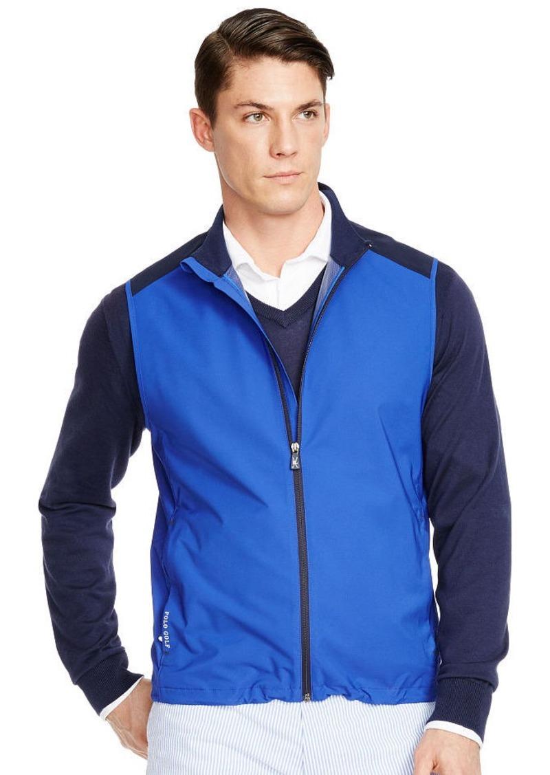 Ralph Lauren Water-Resistant Packable Vest