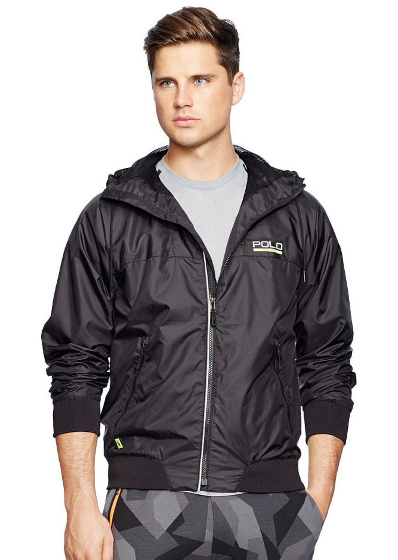 Ralph Lauren Water-Resistant Windbreaker