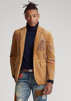 Ralph Lauren Western Corduroy Sport Coat