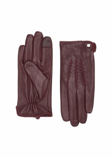 Ralph Lauren Whip Stitch Points Gloves