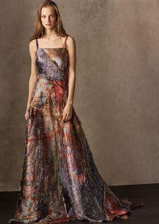 Ralph Lauren Willa Evening Dress