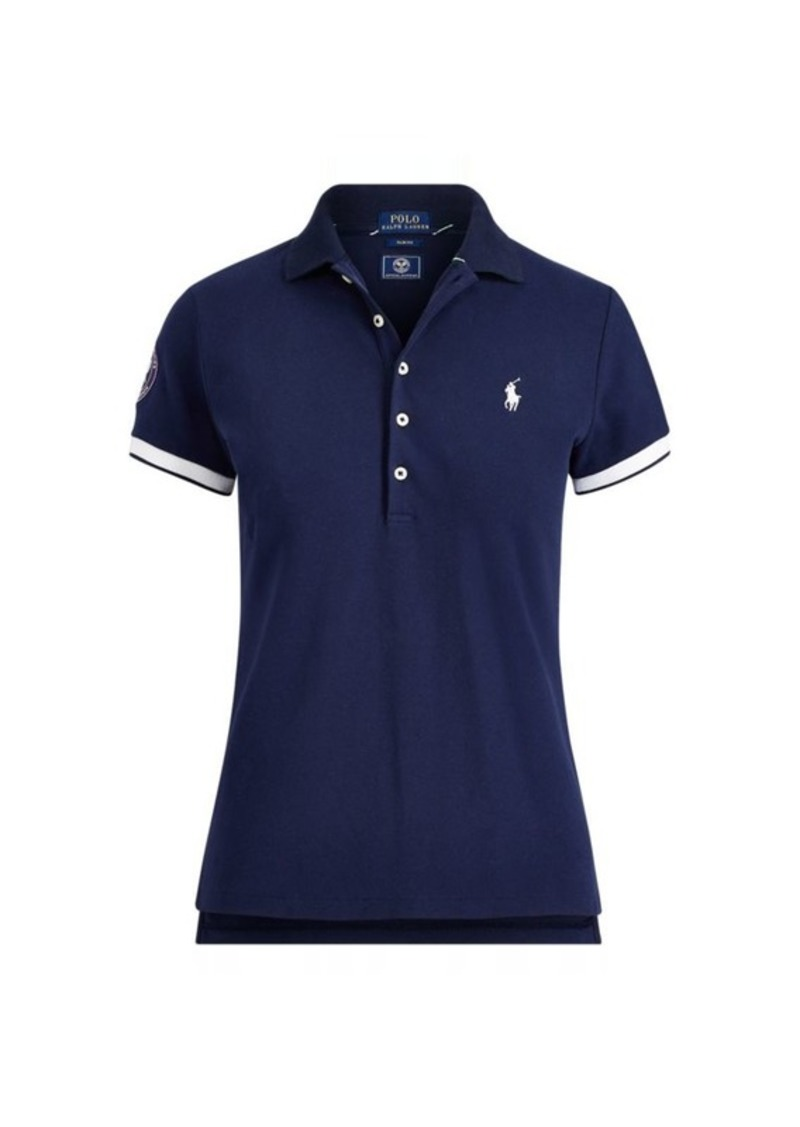 Ralph Lauren Wimbledon Slim Fit Polo Shirt
