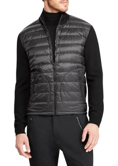 Ralph Lauren RLX Wool & Quilted Nylon Jacket