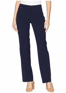 Ralph Lauren Wool-Blend Straight-Leg Pants