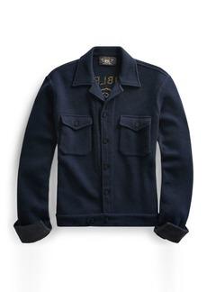 Ralph Lauren Wool-Blend Workshirt