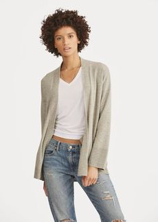 Ralph Lauren Wool Open-Front Sweater