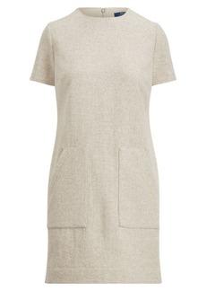 Ralph Lauren Wool Shift Dress