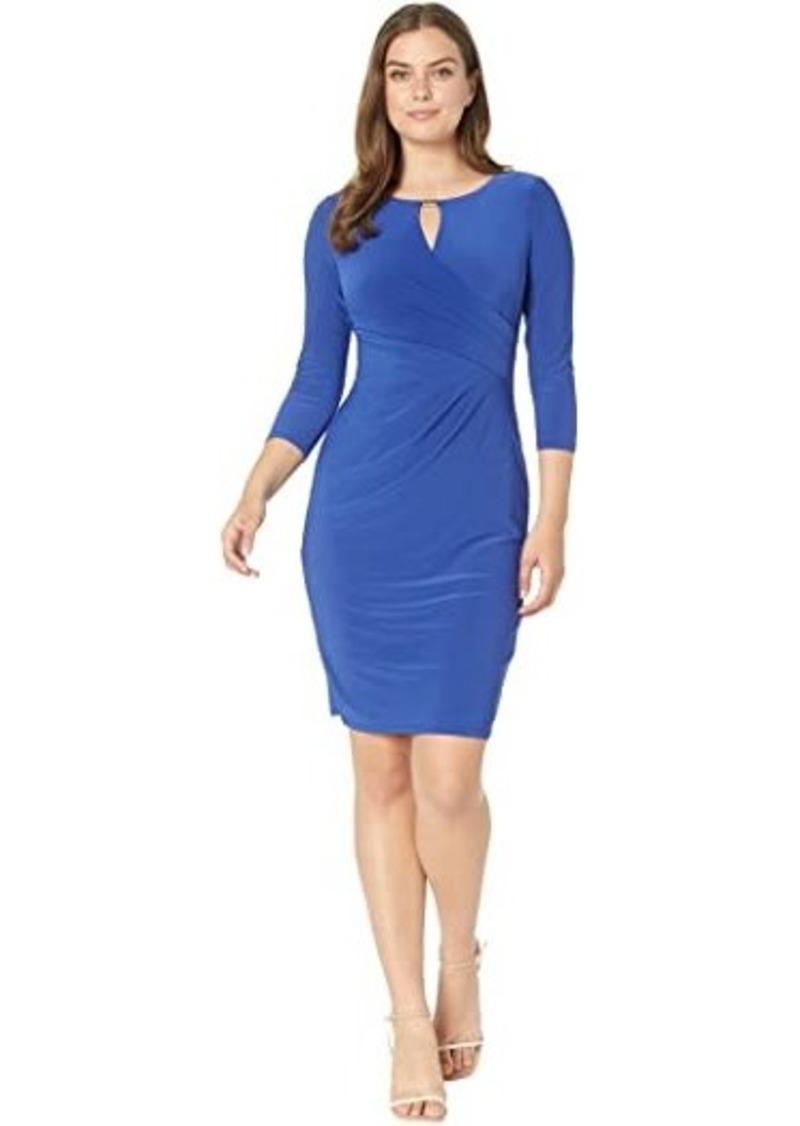 Ralph Lauren Wrap Style Jersey Dress