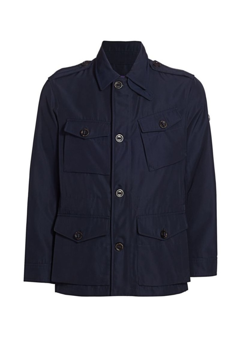 Ralph Lauren Wrekham Four-Pocket Jacket