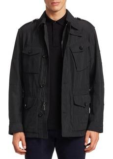 Ralph Lauren Wrexham Four-Pocket Button-Down Shirt