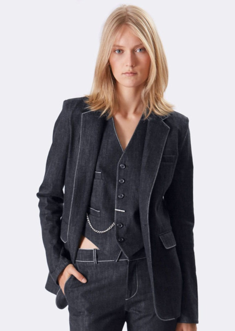 Ralph Lauren Yvette Denim Jacket