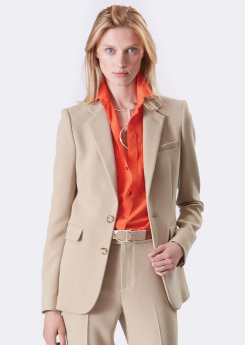 Ralph Lauren Yvette Wool Jacket