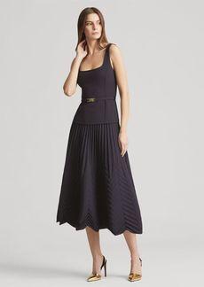 Ralph Lauren Zhanna Wool-Blend Skirt
