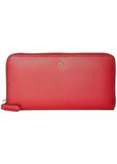 Ralph Lauren Zip Continental Wallet