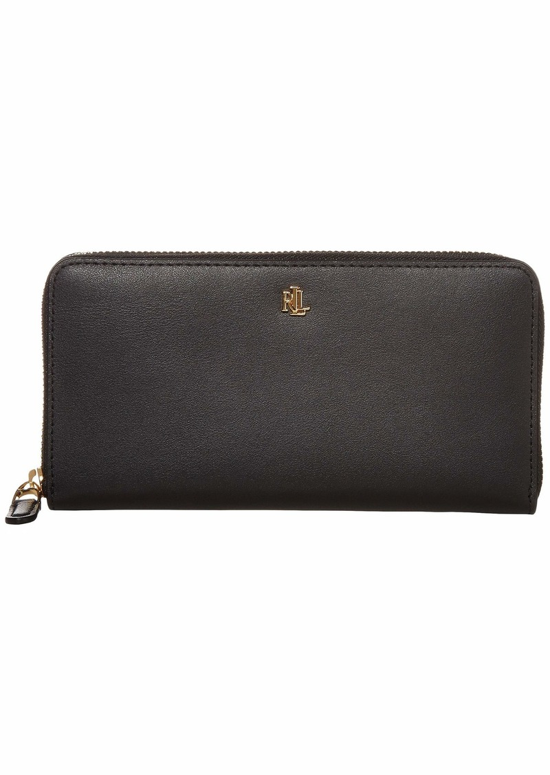 Ralph Lauren Zip Continental Wallet