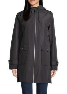 Ralph Lauren Zip-Up Hooded Jacket