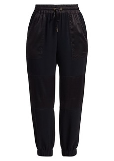 Ramy Brook Alston Cropped Drawstring Pants