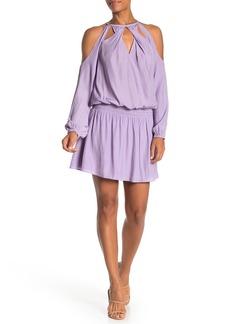 Ramy Brook Amalie Cold Shoulder Dress