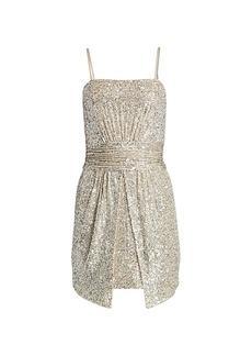 Ramy Brook Britley Sequin Mini Dress