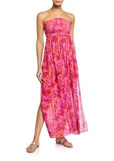 Ramy Brook Calista Floral Print Dress