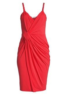 Ramy Brook Geniveve Ruched Sheath Dress