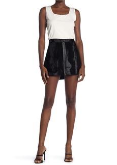 Ramy Brook Marisol Faux Fur Skirt