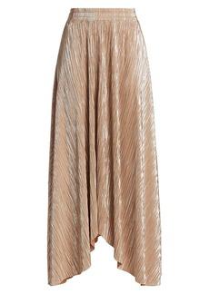 Ramy Brook Olara Woven Maxi Skirt