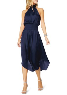 Ramy Brook Bella Halter Neck Dress